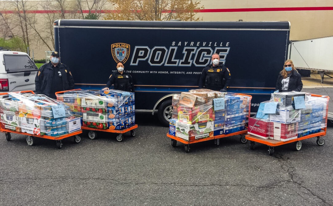 Costco , Sayreville Police Department, The Brandon Tyler Narleski Charitable Foundation