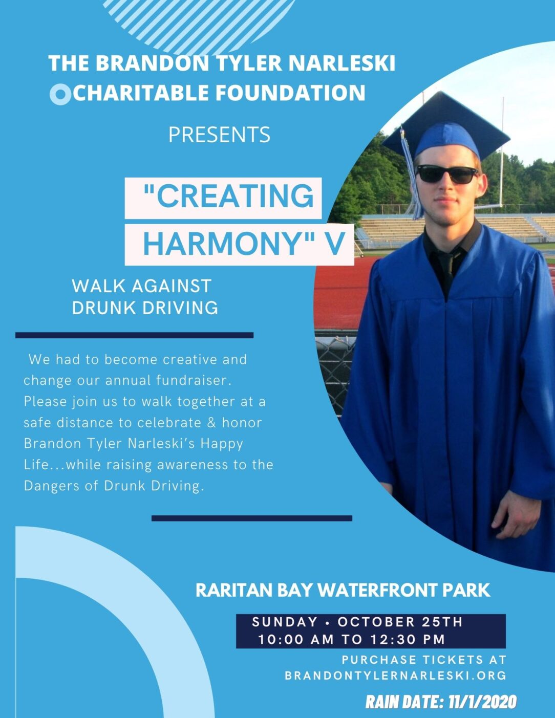 Creating Harmony V , The Brandon Tyler Narleski Charitable Foundation